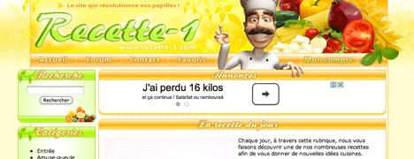 Recette 1 - Les meilleurs sites de recettes de cuisine ...